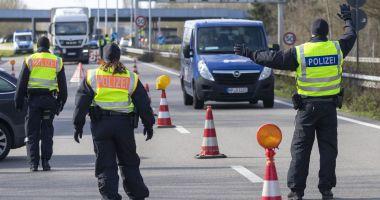 Germania a început închiderea parțială a frontierelor sale