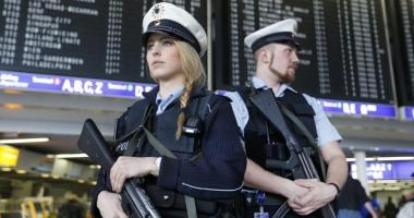 Poliţia şi armata, operaţiune antitero de amploare,  în Germania