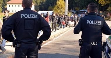 Controale suplimentare  la frontiere, în Germania