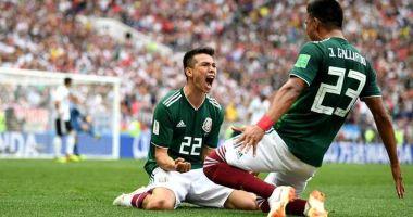 Surpriză de proporţii: Campiona Mondială Germania a fost învinsă de Mexic