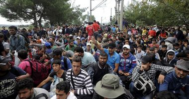Germania: Protest împotriva politicilor  de susținere  față de migranți