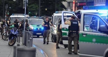 Germania: Poliţia a reţinut un suspect în atacul cu cuţit din Munchen