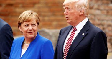 Germania vrea discuţii comerciale mai ample cu SUA