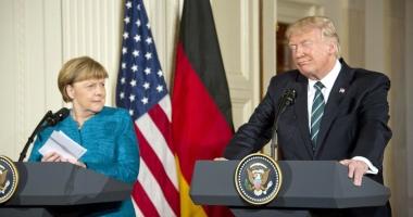 Germanii îl consideră pe Trump o problemă mai mare decât Coreea de Nord sau Rusia