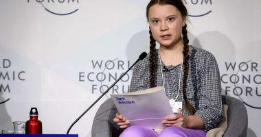 O tânără din Suedia, în vârstă de 15 ani, este nominalizată la Premiul Nobel pentru Pace