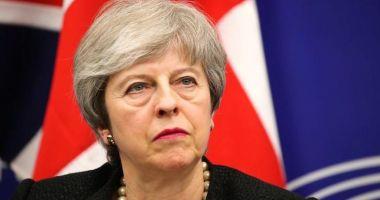 May i-a scris lui Tusk pentru a cere amânarea Brexit-ului până la 30 iunie