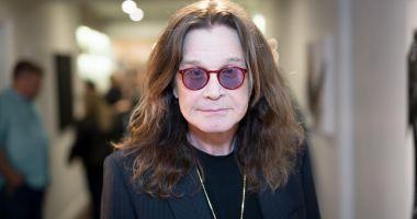 Ozzy Osbourne, spitalizat din cauza gripei. Anunțul făcut de soția starului rock