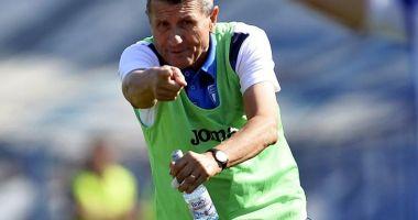 Gheorghe Mulţescu, noul antrenor al Astrei Giurgiu