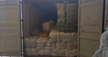 Ghiozdane contrafăcute, confiscate  în Portul Constanţa Sud Agigea