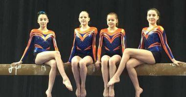 Gimnastă de la CS Farul, strălucitoare  la Festivalul