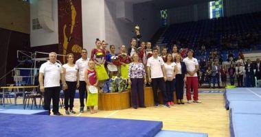 Gimnasta Silviana Maria Sfiringu,  campioană naţională absolută!
