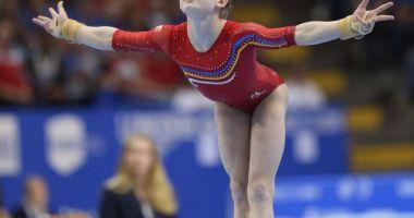 Gimnastă tricoloră, menajată în vederea Europenelor