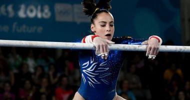 Gimnastă româncă, în finala Cupei Mondiale de la Koper