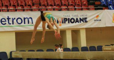 În căutarea de noi campioane! Naţionalele de gimnastică pe echipe, la Constanţa