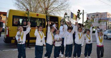 Peste 60 de sportive vor participa la Campionatul Național de Gimnastică Ritmică din comuna Cumpăna