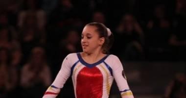 Gimnastică artistică: Românca Larisa Iordache, prezentă la etapa de Cupă Mondială de la Galsgow