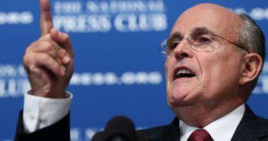 """Giuliani califică drept """"perversiune"""" declaraţia procurorului special Mueller despre Trump"""