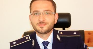 Subcomisarul George Munteanu, adjunct al şefului Poliţiei din Constanţa cu acte-n regulă