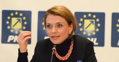 Pe cine propune Gorghiu să fie candidatul PNL pentru postul de premier
