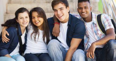 Elevii și tinerii  din comuna Corbu învață cum să reușească în viață