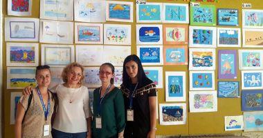 """Grădinița Azur, inițiatoare a concursului """"Un zâmbet pentru Marea Neagră"""""""