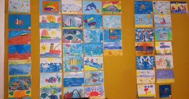 """Grădiniţa """"Azur"""" dezvoltă talentul artistic al copiilor"""