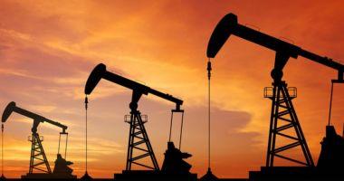 Petrolul a atins cea mai mare cotaţie din noiembrie 2014