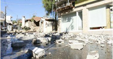 Nu sunt români răniți în cutremurul din Grecia, Creta