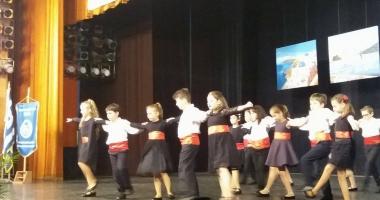 GALERIE FOTO / Grecii din Constanţa au sărbătorit Ziua Naţională a Republicii Elene
