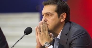 Grecia a anunţat sfârşitul perioadei de recesiune