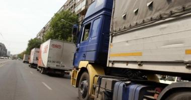 Transportatorii suspendă protestele anunțate pentru miercuri