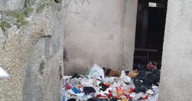 Groapă de gunoi, în Satul de Vacanţă. Un agent economic, amendat