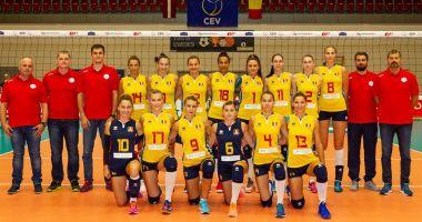 Grupă accesibilă pentru tricolore, la Campionatul European de volei