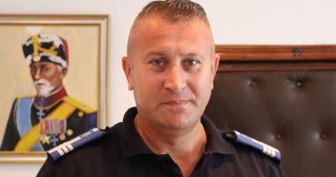 """Colonelul Ion Bordei a preluat comanda Grupării de Jandarmi """"Tomis"""""""