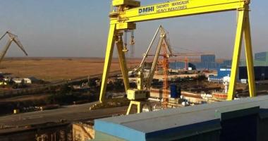 Grupul olandez Damen a devenit acţionar majoritar la Daewoo Mangalia
