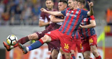 GALERIE FOTO / Derby ca-n '90!  Academia Rapid, VICTORIE contra CSA Steaua