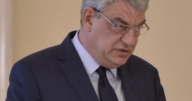 Prima şedinţă a Guvernului Tudose / Moment de reculegere pentru militarii decedaţi