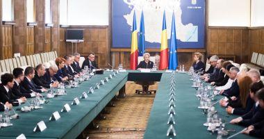 Guvern: România susține acțiunea  din Siria a SUA, Marea Britanie și Franța