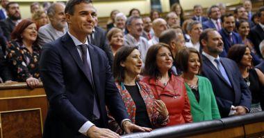 Guvern proeuropean şi compus majoritar din femei, în Spania