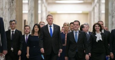 Guvernul Orban 2 a fost învestit. Măsuri speciale pentru depunerea jurământului