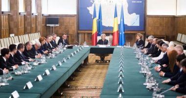 Şedinţa CEx al PSD pe tema remanierii Guvernului Dăncilă va avea loc luni