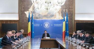 Guvernul va analiza schema de ajutor pentru industria HoReCa