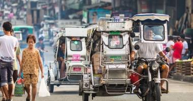 Guvernul filipinez  nu va mai accepta ajutoare financiare europene