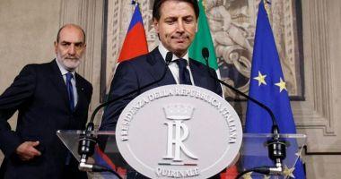 Guvernul italian, pus în dificultate  de o înregistrare a unei discuţii  despre finanţele publice