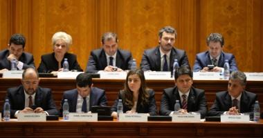 Guvernul Ponta 3 a depus jurământul de credinţă