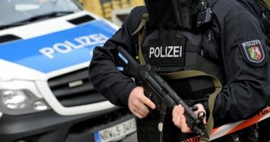 Focuri de armă la o staţie de metrou din Munchen. POLIŢISTĂ ÎMPUŞCATĂ ÎN CAP! Mai multe victime!