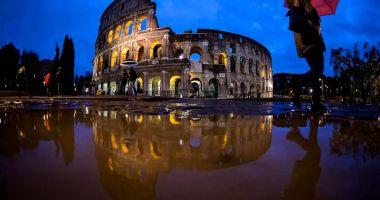 Italia se află sub cod portocaliu de furtuni. Genova, devastată de o tornadă. OAMENI MORŢI!