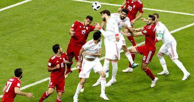 CM 2018. Echipa Spaniei a învins la limită selecţionata Iranului