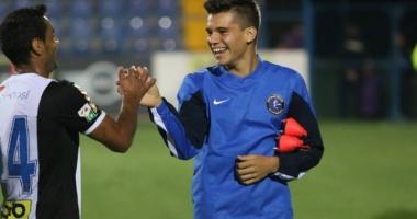 Fotbal: Ianis Hagi este oficial jucătorul echipei FC Viitorul