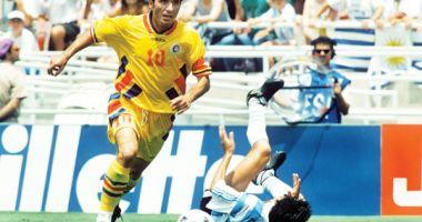 VIDEO / Cum comenta Cristian Țopescu meciul România - Argentina 3 - 2, la Campionatul Mondial din 1994